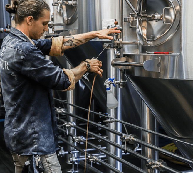 L'atelier Paname Brewing Company